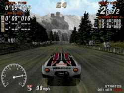 Sega Rally 2 picture